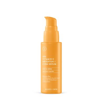 Сыворотка с Витамином С для Лица 20% Allies OF Skin 20% Vitamin C Brighten + Firm Serum 30 мл