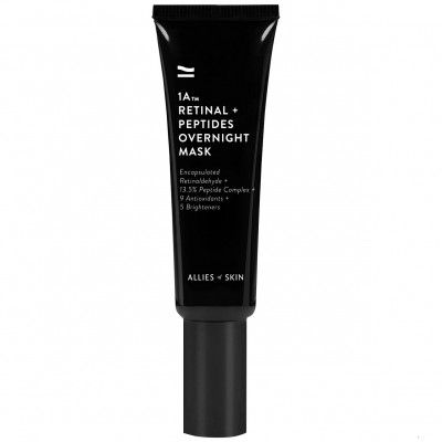 Ночной Крем-Маска для Лица Allies Of Skin 1a Tm Retinal Peptides Overnight 1а Mask 50 мл