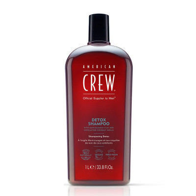 Детокс Шампунь American Crew Detox Shampoo 1000 мл