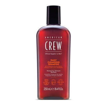 Ежедневный Очищающий Шампунь American Crew Daily Cleansing Shampoo 250 мл