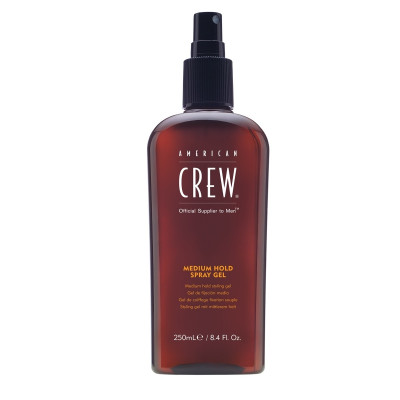 Спрей-Гель Средней Фиксации для Волос American Crew Medium Hold Spray Gel 250 мл