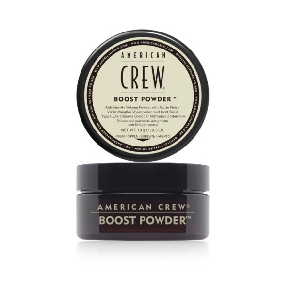 Антигравитационная Пудра для Объема с Матовым Эффектом American Crew Boost Powder 10 г