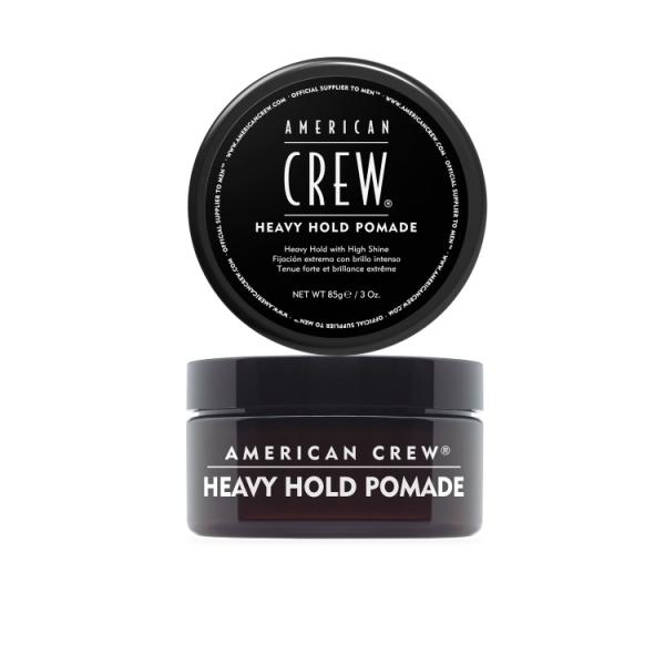 Помада для Стайлинга Супер Стойкая American Crew Heavy Hold Pomade 85 г