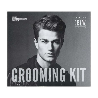 Набор для Волос Шампунь + Крем Средней Фиксации American Crew Grooming Kit 250+100 мл