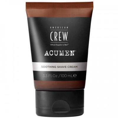 Успокаивающий Крем для Бритья American Crew Acumen Soothing Shave Cream 100 мл
