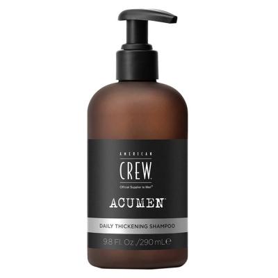 Ежедневный Уплотняющий Шампунь American Crew Acumen Daily Thickening Shampoo 290 мл