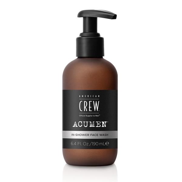 Гель для Умывания в Душе American Crew Acumen In-Shower Face Wash 190 мл