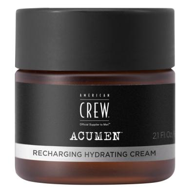 Перезаряжающий Увлажняющий Крем для Лица American Crew Acumen Recharging Hydrating Cream 60 мл