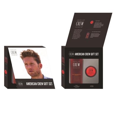 Набор для Волос Шампунь + Крем-Помада American Crew Gift Set 250+85 мл