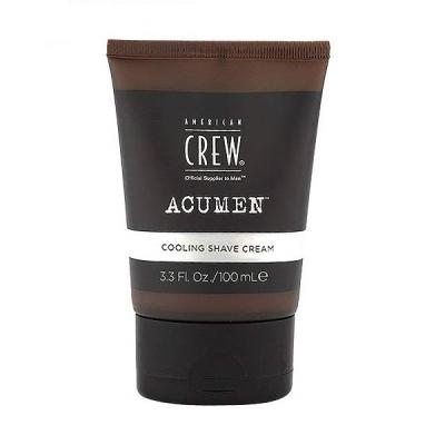 Освежающий Крем для Бритья American Crew Acumen Cooling Shave Cream 100 мл