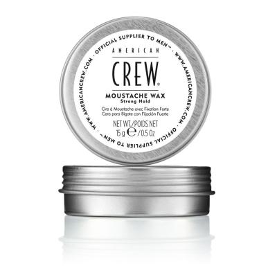 Воск для Усов Сильной Фиксации American Crew Moustache Wax 15 г