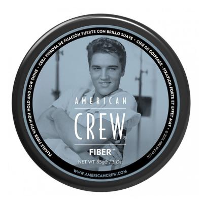 Паста Сильной Фиксации American Crew Fiber High Hold ELVIS 85 г