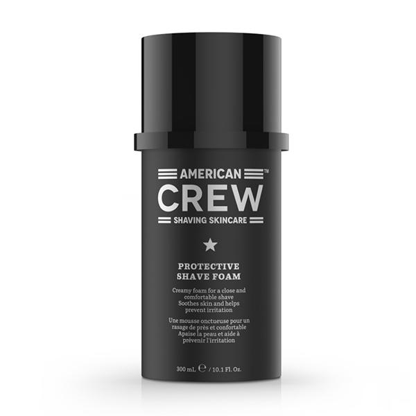 Защитная Пена для Бритья American Crew  Shaving Foam NEW 300 мл