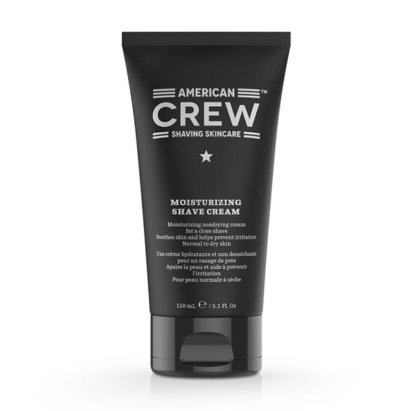 Увлажняющий Крем для Бритья American Crew Moisturing Shave Cream NEW 150 мл