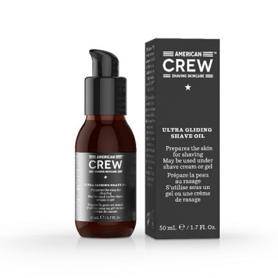 Масло для Бритья American Crew Ultra Gliding Oil NEW 50 мл