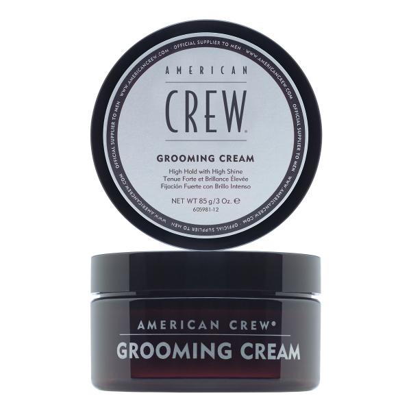 Крем для Стайлинга Сильной Фиксации с Блеском American Crew Grooming Cream 85 г