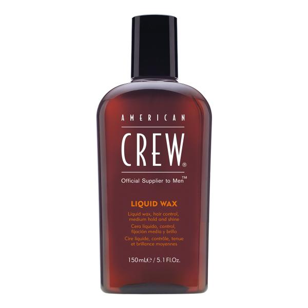 Жидкий Воск American Crew Liquid Wax 100 мл