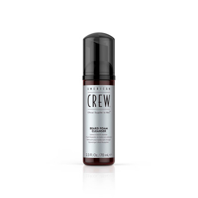 Очищающая Пена для Бороды American Crew Beard Foam Cleanser 70 мл