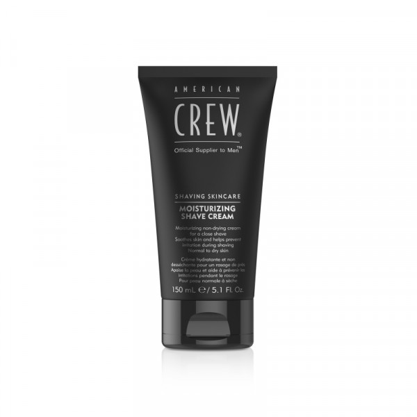 Увлажняющий Крем для Бритья American Crew Moistrizing Shave Cream 150 мл