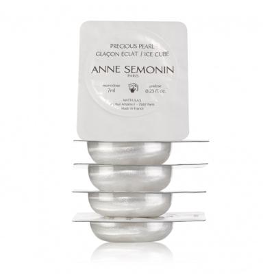 Жемчужные Кубики Льда для Мгновенного Тонуса и Сияния Кожи Anne Semonin Precious Pearl Ice Cubes 6x7 мл