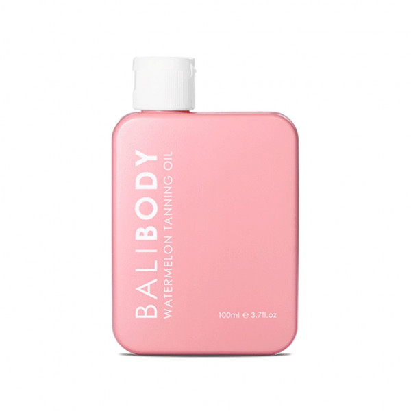 Масло для Загара Арбуз Bali Body Watermelon Tanning Oil 100 мл