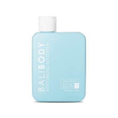 Увлажняющий Солнцезащитный Крем для Тела Bali Body Moisturizing Sunscreen SPF15 100 мл