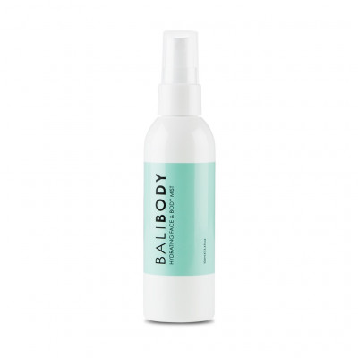 Увлажняющий Спрей для Лица и Тела Bali Body Hydrating Face and Body Mist 100 мл