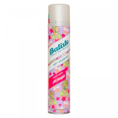 Сухой Шампунь для Волос Batiste Dry Shampoo Pink Pineapple 200 мл