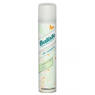 Сухой Шампунь для Волос Batiste Bare со Свежим и Естественным Ароматом 200 мл