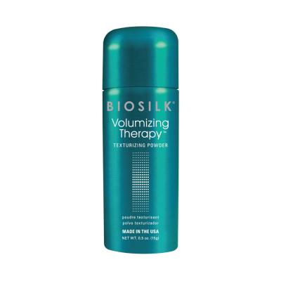 Объемная Текстурирующая Пудра BioSilk Volumizing Therapy Texturizing Powder 15 г