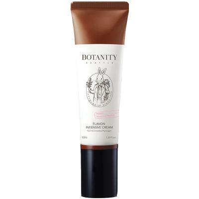 Успокаивающий Питательный Крем для Лица Botanity Flavon Intensive Cream 50 мл