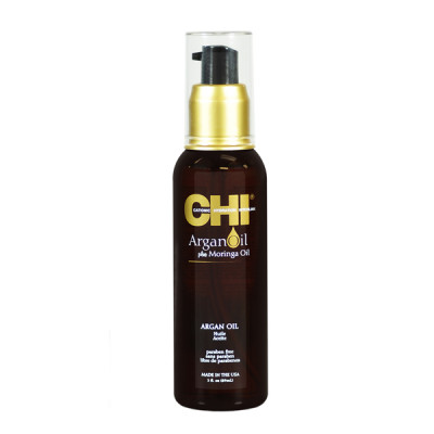Восстанавливающее Масло для Волос CHI Argan Oil Plus Moringa Oil 89 мл