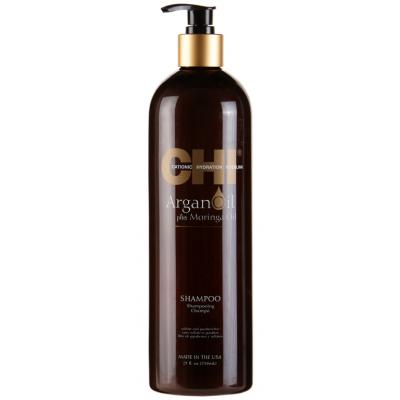 Восстанавливающий Шампунь с Аргановым Маслом CHI Argan Oil Shampoo 739 мл