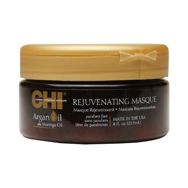 Восстанавливающая Оздоравливающая Маска для Волос CHI Argan Oil Rejuvenating Masque 237 мл