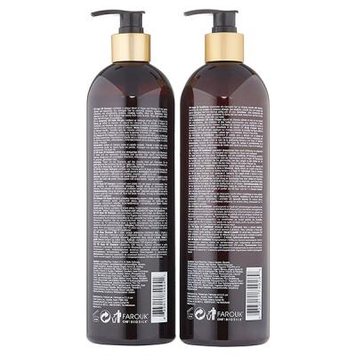 Восстанавливающие Шампунь и Кондиционер с Аргановым Маслом CHI Argan Oil (Shampoo 739 мл + Conditioner 739 мл + Argan Oil Masque 237 мл)