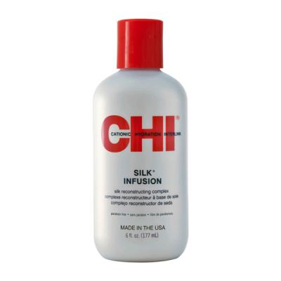 Восстанавливающий Комплекс Жидкий Шёлк CHI Infra Silk Infusion 177 мл