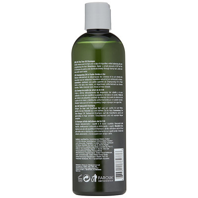 Шампунь для Чувствительной Кожи Головы CHI Tea Tree OIL Shampoo 350 мл
