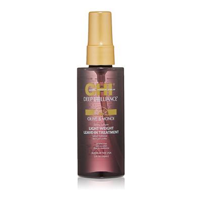 Шёлк для Блеска Волос CHI Deep Brilliance Olive & Monoi Shine Serum 85 мл