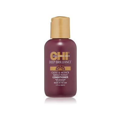 Кондиционер для Всех Типов Волос CHI Deep Brilliance Olive & Monoi Optimum Moisture 59 мл