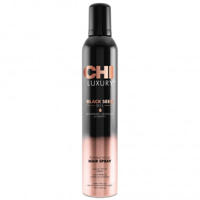 Лак для Волос CHI Luxury Black Seed Oil Black Seed Oil Flexible Hold Hairspray 340 г