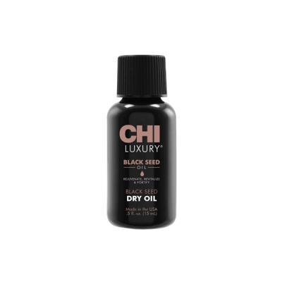 Масло Чёрного Тмина для Волос CHI Luxury Black Seed Dry Oil 15 мл