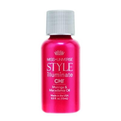 Масло для Волос CHI Miss Universe Style Illuminate Moringa & Macadamia Oil 15 мл