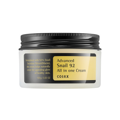 Универсальный Крем для Лица COSRX Advanced Snail 92 All in One Cream 100 мл