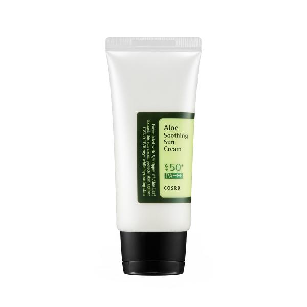 Солнцезащитный Крем с Экстрактом Алоэ SPF50 PA+++ COSRX Aloe Soothing Sun Cream 50 мл
