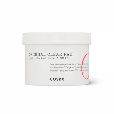 Спонж-Диски для Проблемной Кожи с BHA-Кислотой COSRX One Step Pimple Clear Pads 70 шт