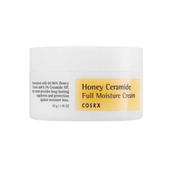 Увлажняющий Крем с Медом Манука и Керамидами COSRX Honey Ceramide Full Moisture Cream 50 мл