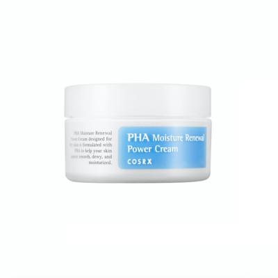 Обновляющий Крем с Полигидроксикислотами (PHA) COSRX Moisture Renewal Power Cream 50 мл