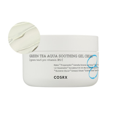 Успокаивающий Гель-Крем с Зеленым Чаем COSRX Green Tea Aqua Soothing Gel Cream 50 г