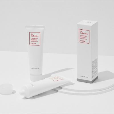 Лёгкий Увлажняющий Крем для Проблемной Кожи COSRX AC Collection Lightweight Soothing Moisturizer 80 мл