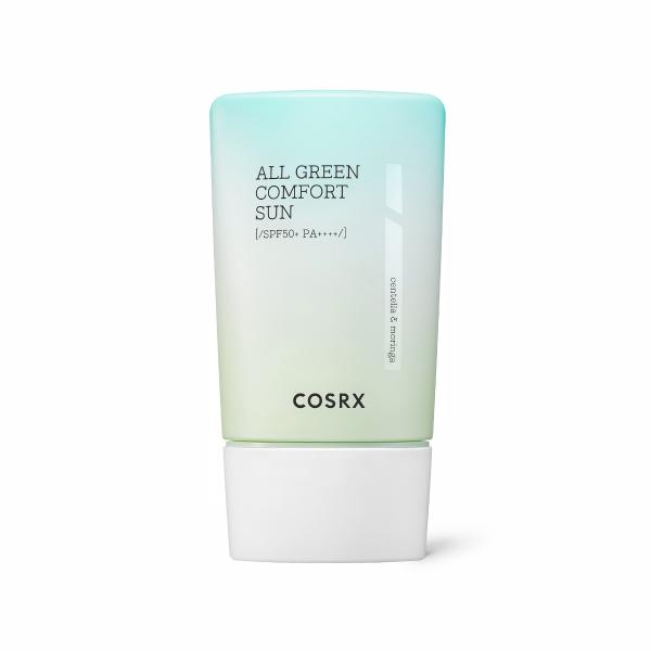 Успокаивающий Солнцезащитный Крем COSRX Shield fit All Green Comfort Sun SPF50+ PA++++ 50 мл